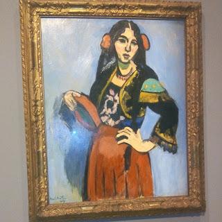 Matisse, L'espagnol d'auberville