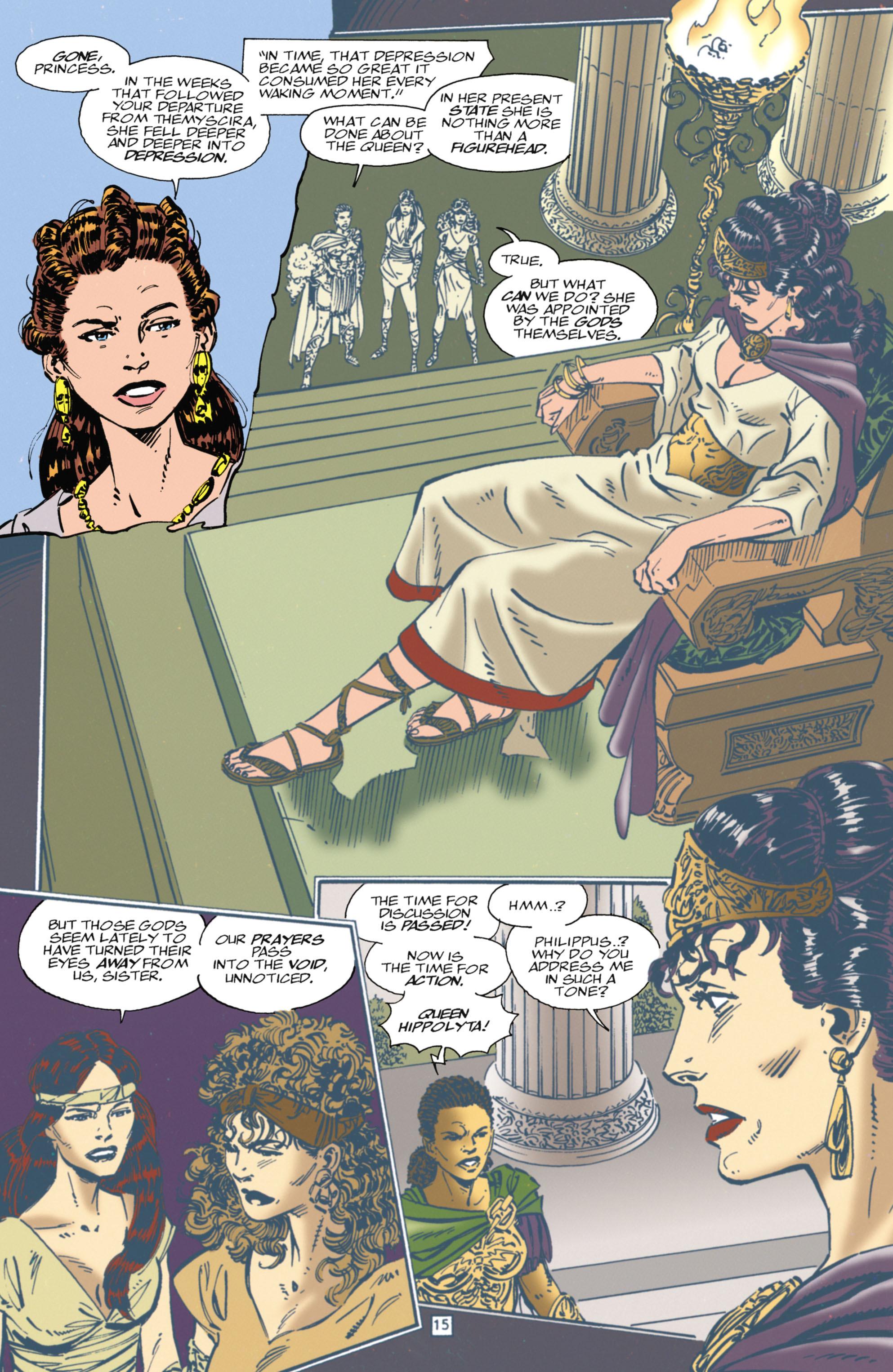 Read online Wonder Woman (1987) comic -  Issue #104 - 15