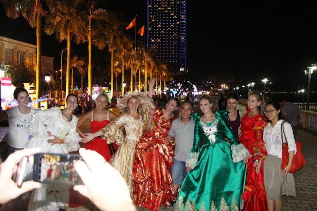 Kick off Vietnam's largest street festival 2