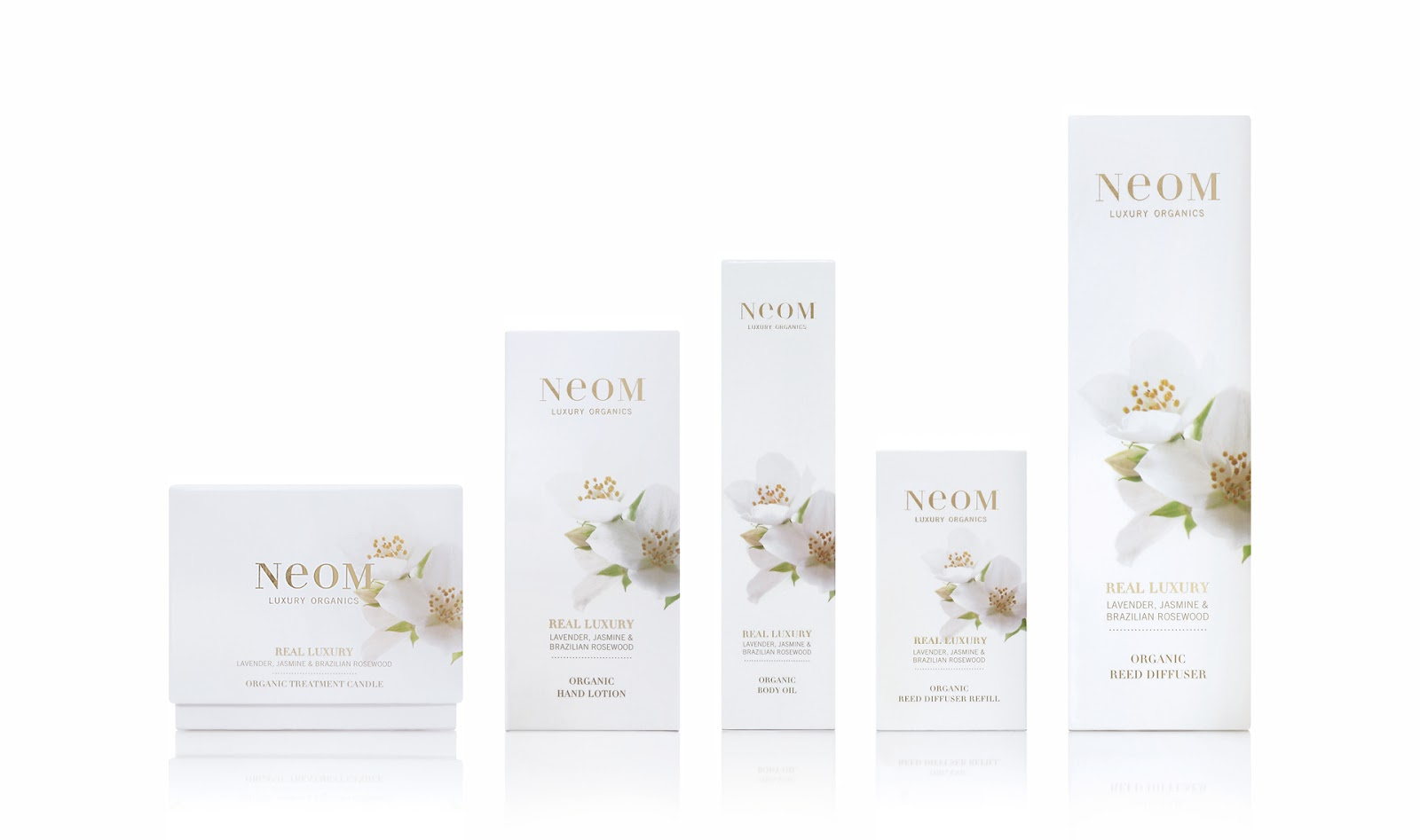 Kare Design Nederland Neom Organics On Packaging Of The World Creative Package