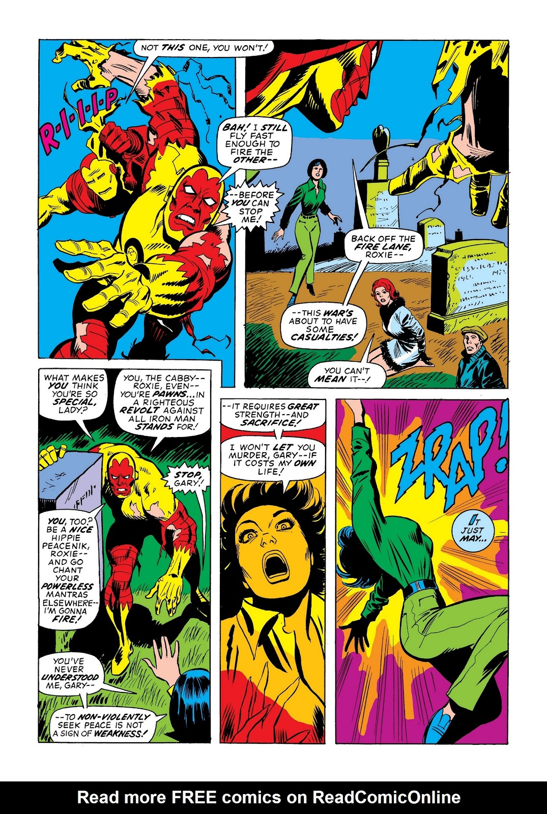 Read online Marvel Masterworks: The Invincible Iron Man comic -  Issue # TPB 9 (Part 2) - 30