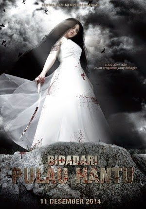 Review Film Bidadari Pulau Hantu 2014 Horor Movie