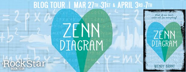 Zenn Diagram Tour + Giveaway thru 4/9