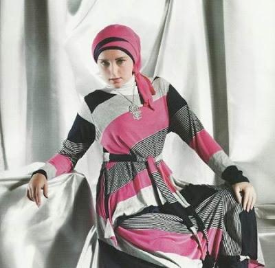 5c0cb78417b91 ملابس للمحجبات 2016 ازياء محجبات 2017 اجمل ملابس محجبات