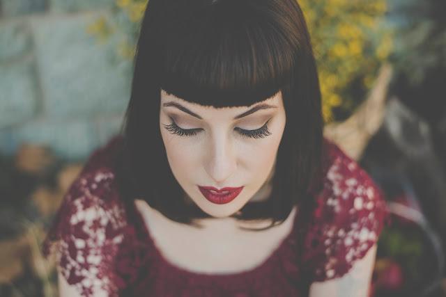 maquillaje novias inspiracion Blancanieves - Blog Mi Boda