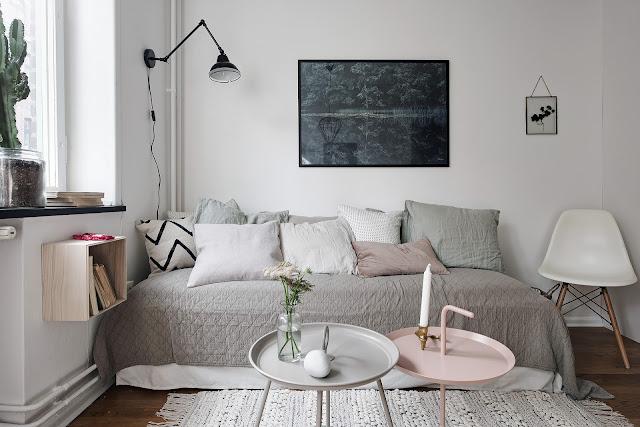 La vivienda de soltero perfecta