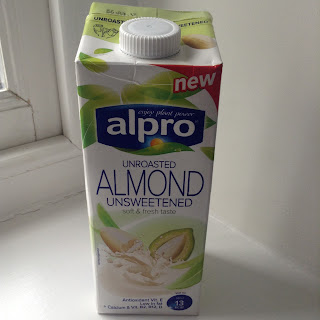 Alpro Unroasted Unsweetened Almond Milk