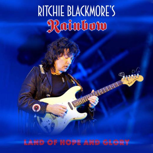 Ritchie Blackmore's RAINBOW - Land Of Hope And Glory + I Surrender (2017) full