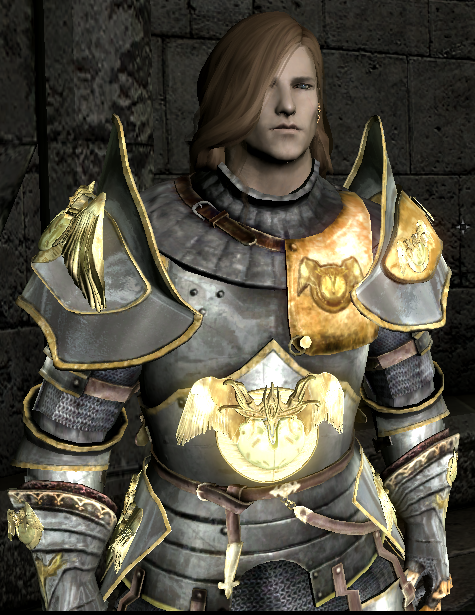 Skyrim Mods Highlights: Lost Paladins of the Divines Wrath Armor