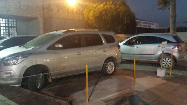 Presa quadrilha que roubava postos de gasolina e casas em São José dos Pinhais (PR)