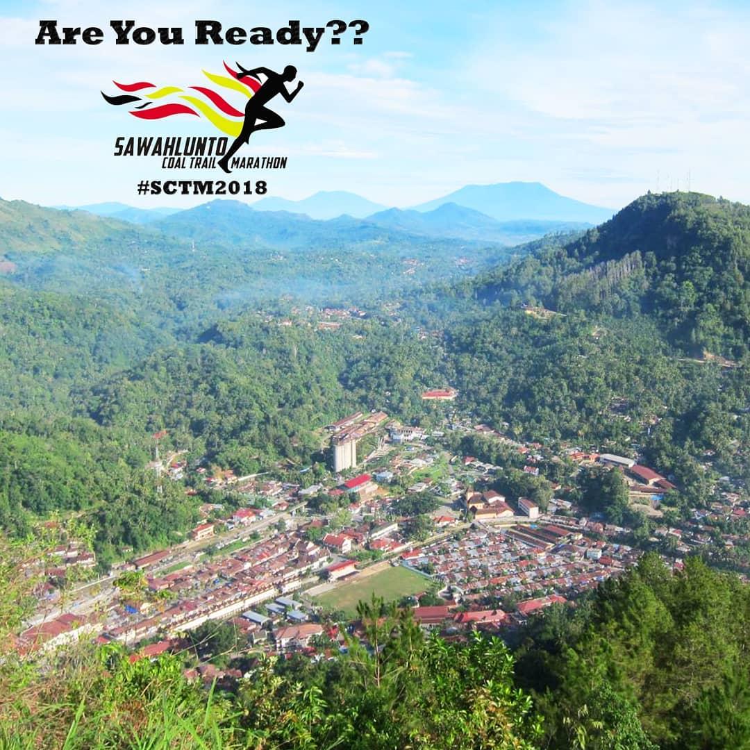 Sawahlunto Coal Trail Marathon • 2018