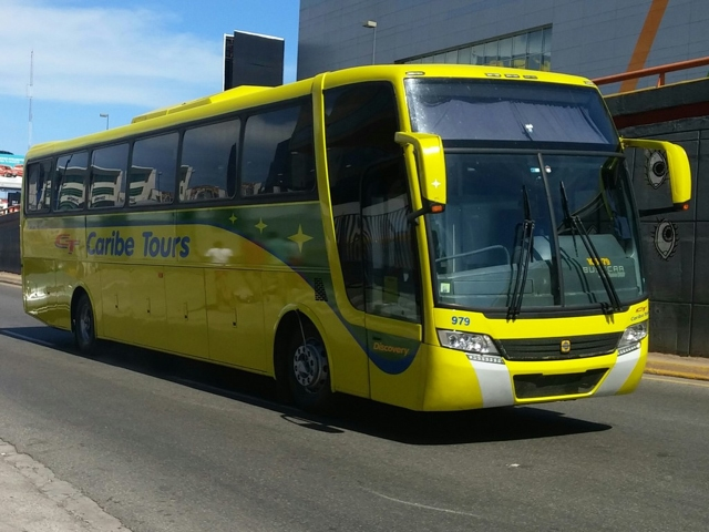 Autobús de Caribe Tours