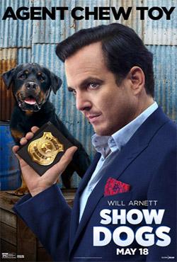 Show Dogs O Agente Canino - Dublado