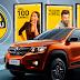 """Promoção Renault: """"Girou, Ligou, Ganhou"""""""