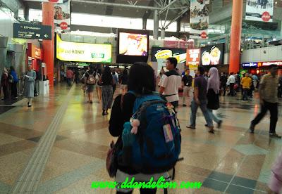 Mengejar Bus Hingga Missed Flight Menuju Siem Riep