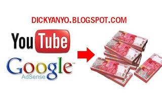 Cara Terbaru Hasilkan Uang Dari Youtube