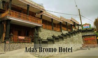 Adas Bromo hotel