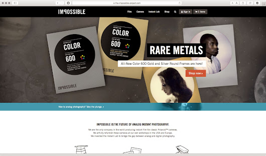 RARE METALS CAMPAIGN | THE IMPOSSIBLE PROJECT