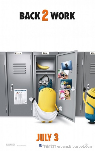 Film Despicable Me 2 2013