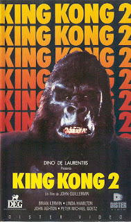 King Kong 2, Dino de Laurentiis, John Guillermin, King Kong lives