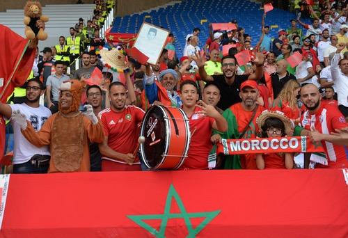 """جامعة الكُرة تُعوّل على تلميع صورة المغرب عبر """"الشان"""" وتَضَع خُطّة لملء الملاعب"""