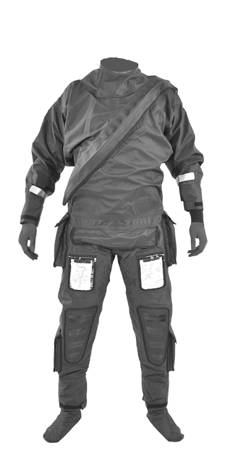 GRAVITY ZERO NOMEX SEA FLIGHT SUIT