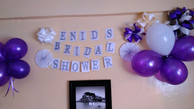 CHRONICLES OF A SOON TO BE BRIDE: BRIDAL SHOWERS