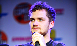 Finn Jones aka Iron Fist