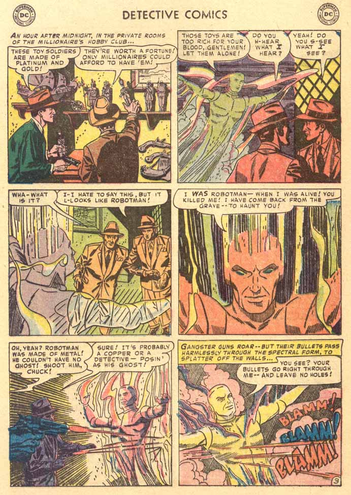 Read online Detective Comics (1937) comic -  Issue #191 - 27