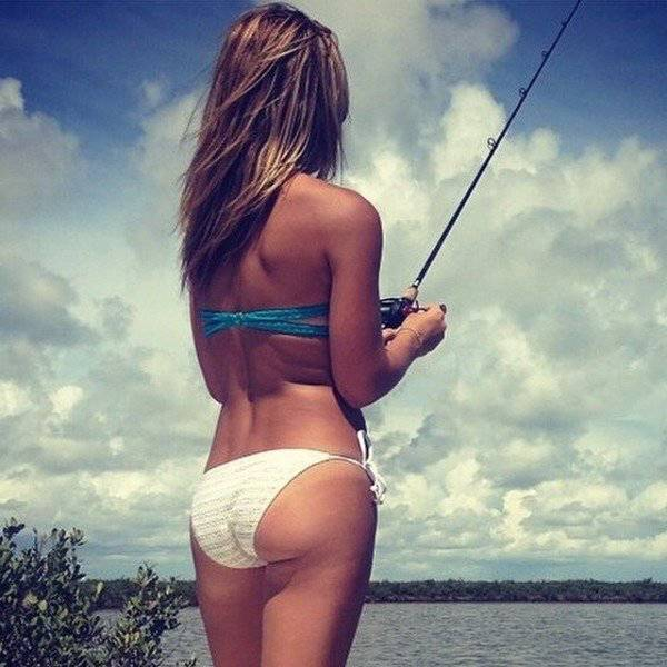 Tips on Fishing in Hot Weather.