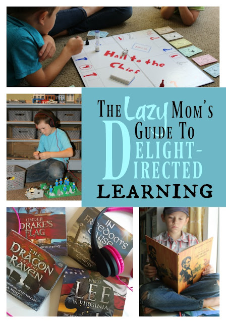 The-Lazy-Mom's-Guide-To-Delight-Directed-Learning