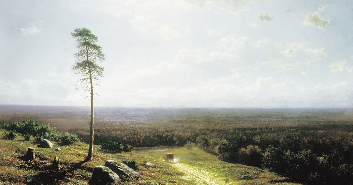 The Glory Of Russian Painting Mikhail Klodt