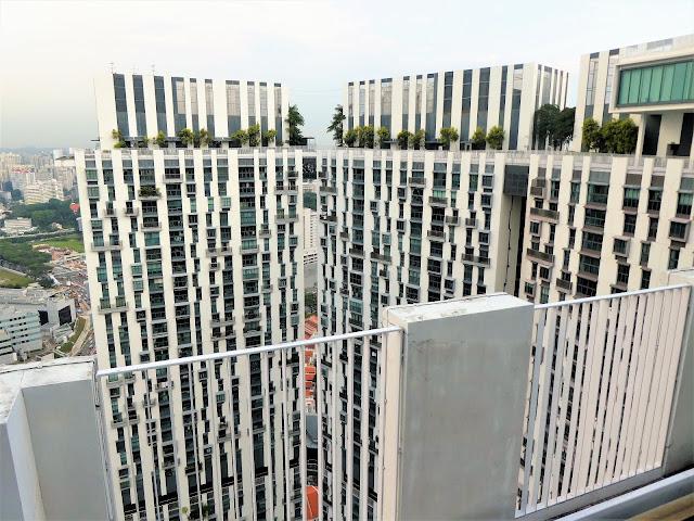 annorlunda sak att göra i Singapore