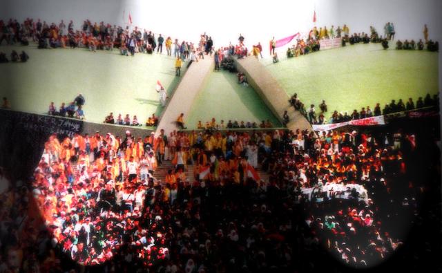 Foto Kronologi reformasi indonesia tahun 1998