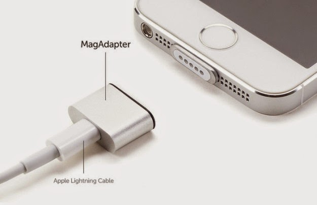 Apple's Lightning connector