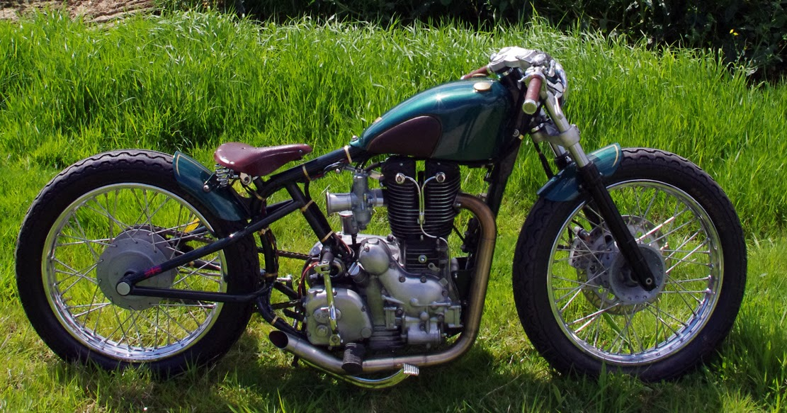 Royal Enfield Motorcycles: Old Empire Motorcycles builds a ...