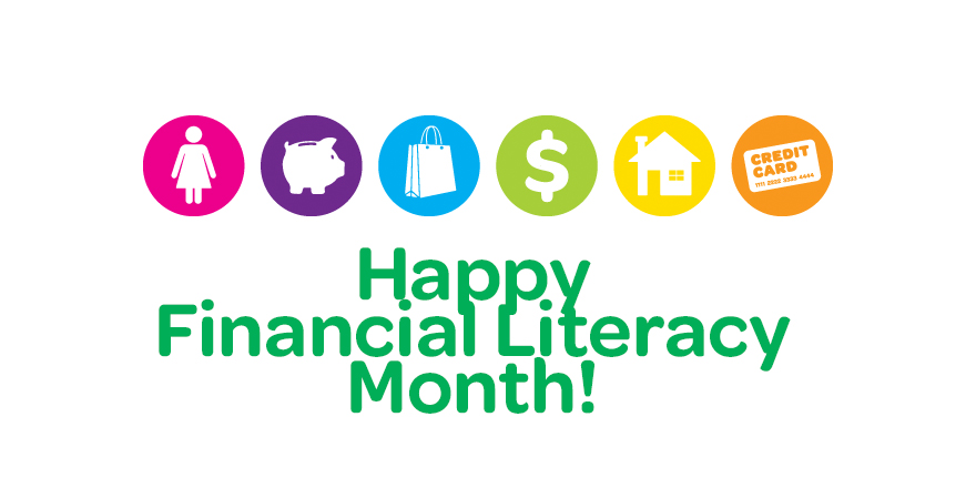 happy financial literacy month - 838×440