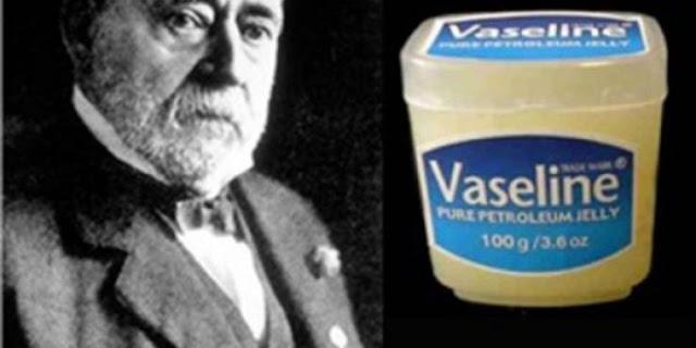 هل تعلم لماذا كان مخترع الفازلين يتناول ملعقة منه صباح كل يوم؟ امر غير متوقع !! ما هو السبب؟!