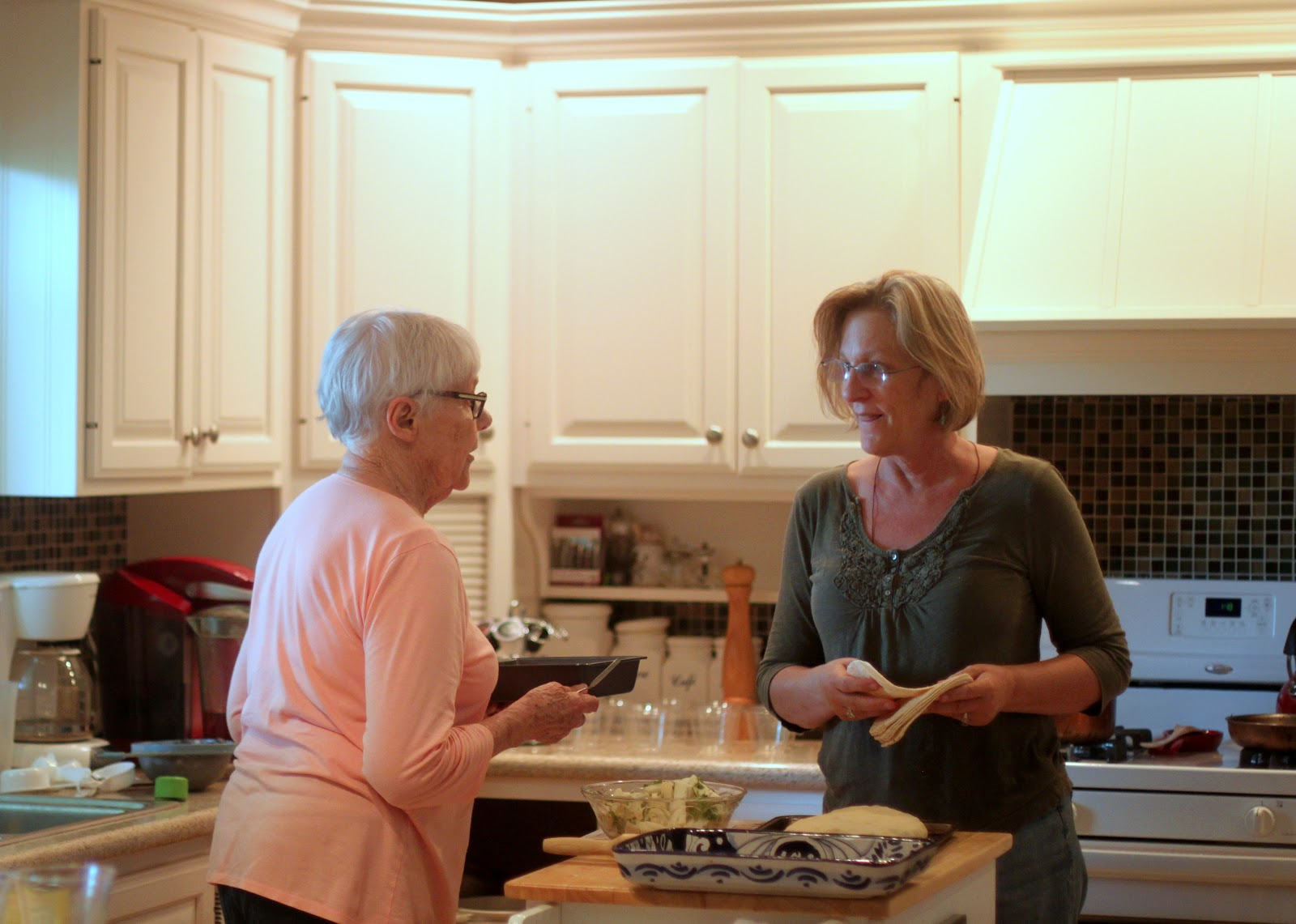 Blue apron logistics
