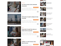 SEO AMP - Valid AMP HTML Blogger Template