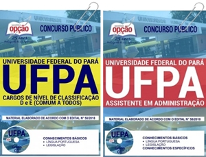 Apostilas Universidade Federal do Pará - UFPA 2018