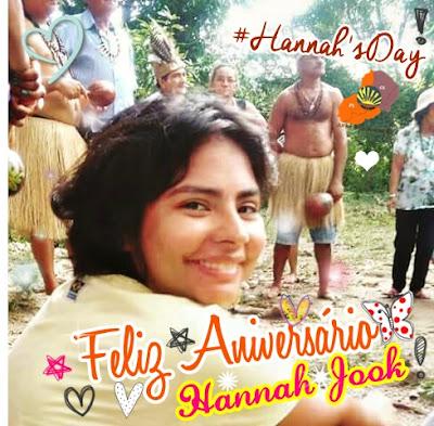 FESTA NA JUFRA CE PI: HANNAH'S DAY   NIVER DA NOSSA FORMADORA REGIONAL