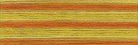 мулине Cosmo Seasons 8033, карта цветов мулине Cosmo