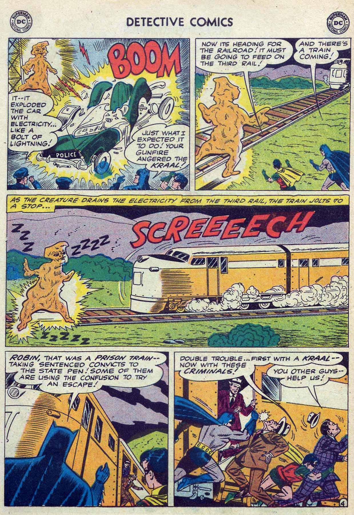 Detective Comics (1937) 277 Page 5