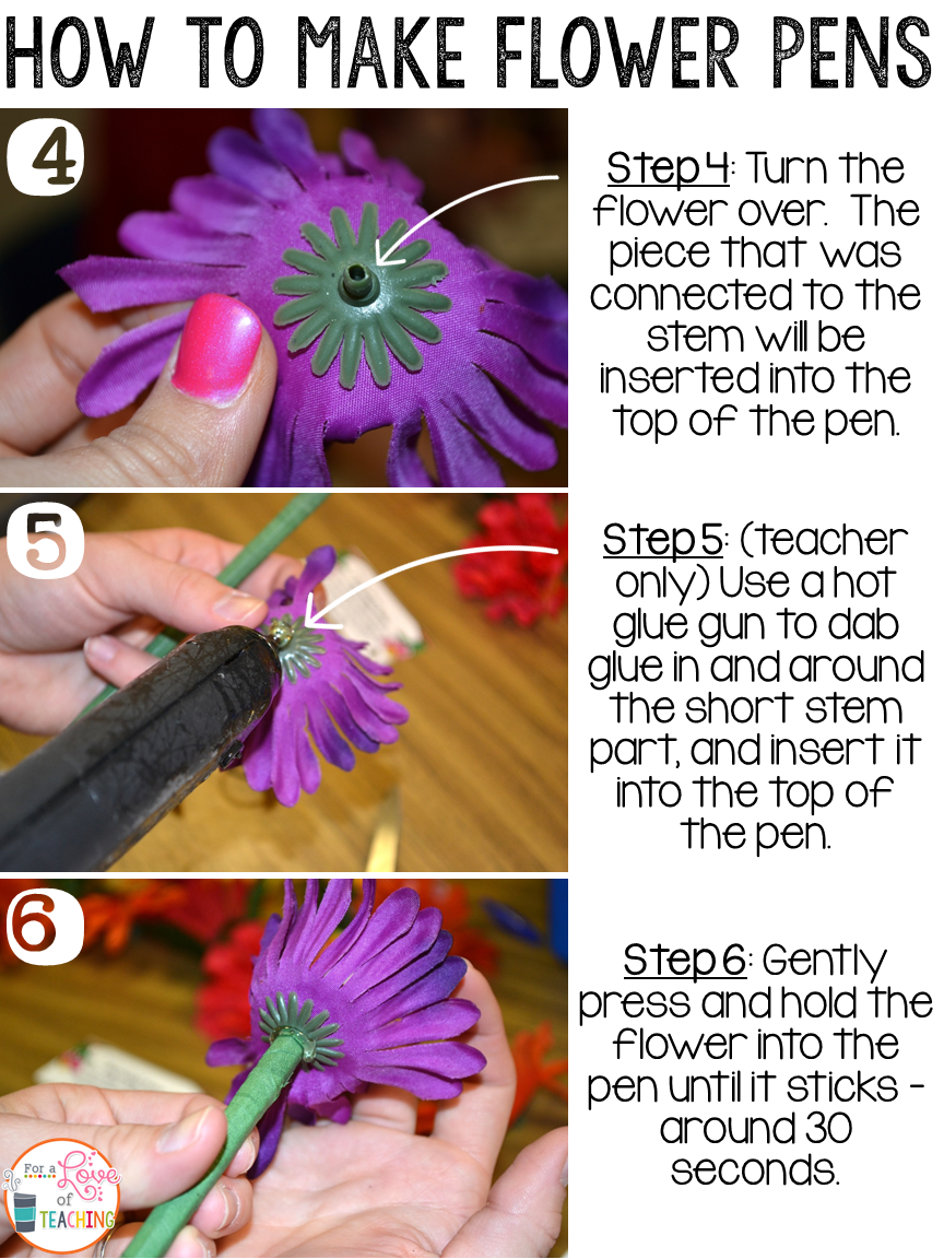 Easy Mother's Day Craft Step-by-Step