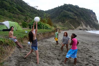 Turismo en Ecuador – Playa de Tongorachí
