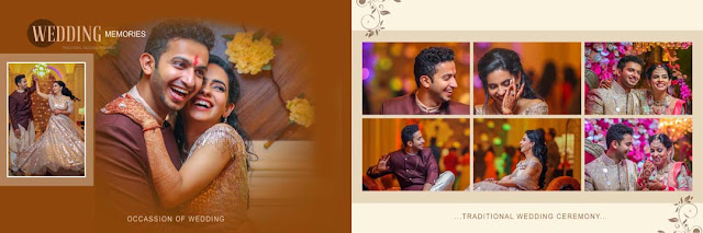 Advance Wedding Album