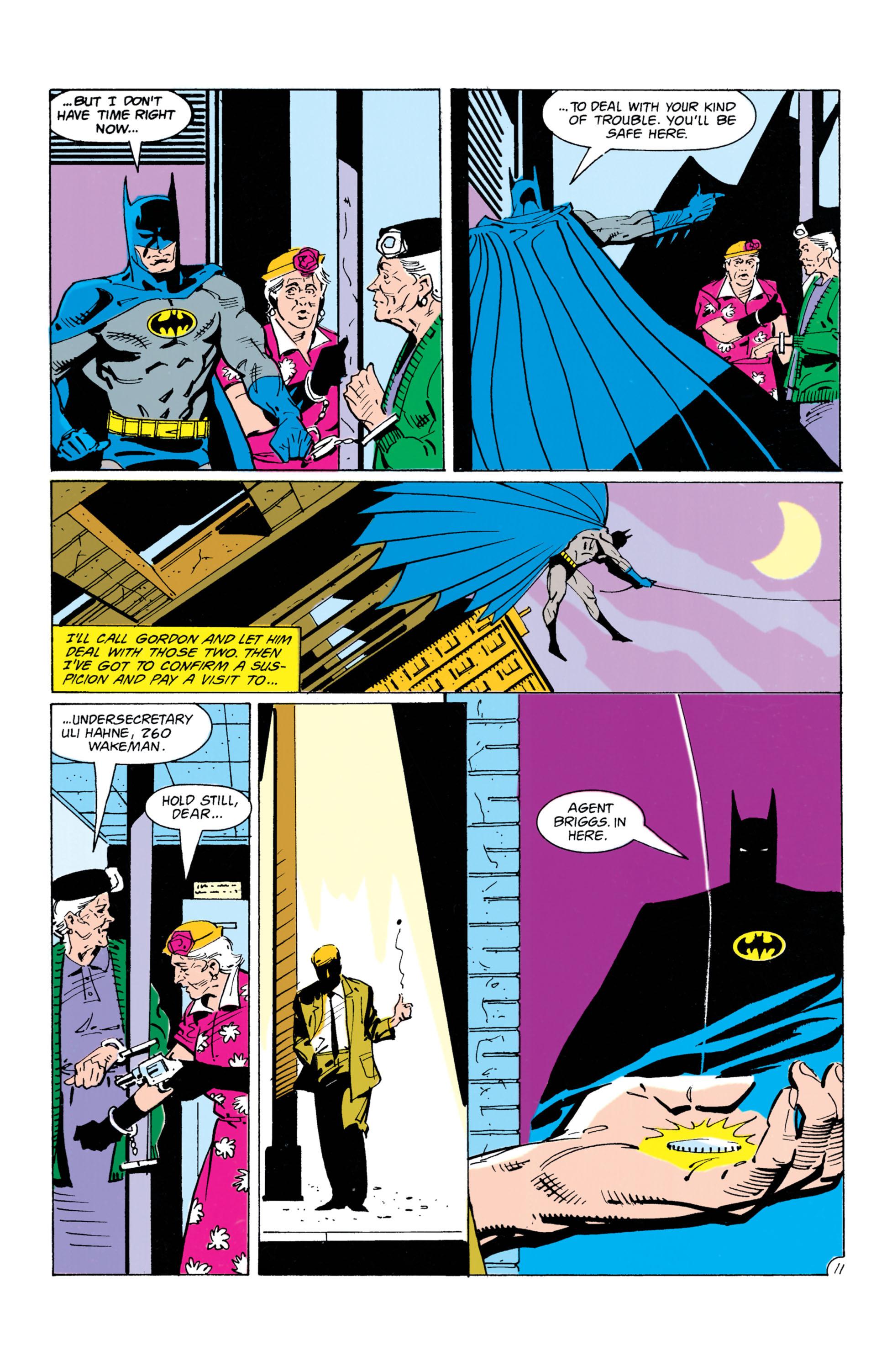 Detective Comics (1937) 634 Page 11