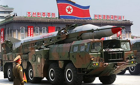 Korea Utara Akan Lenyapkan Daratan Amerika Dengan Senjata Nuklinya