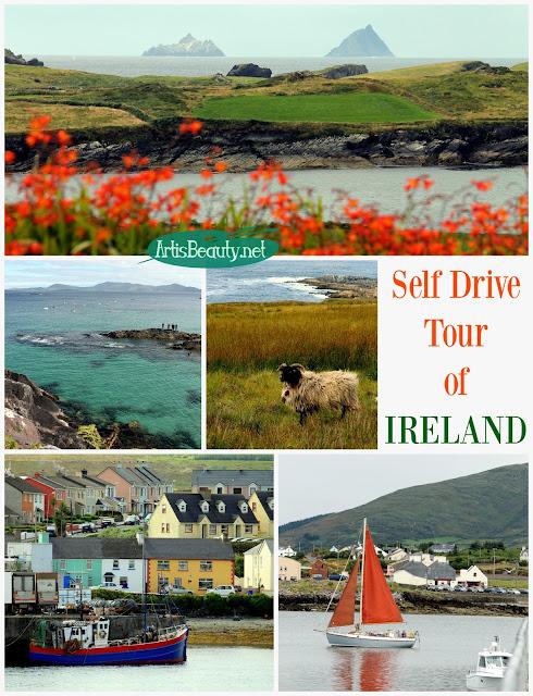 cliffs of moher knightstown skelligs island wild atlantic way coastal drive ireland